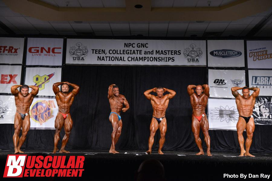 Jim Machak Masters Nationals